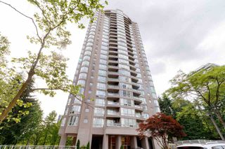Main Photo: 1706 9603 MANCHESTER Drive in Burnaby: Cariboo Condo for sale (Burnaby North)  : MLS®# R2464057