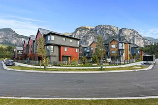"Photo 1: 1353 VALLEYSIDE Place in Squamish: Downtown SQ Townhouse for sale in ""SEA AND SKY"" : MLS®# R2487745"