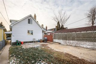 Photo 33: 359 Union Avenue in Winnipeg: Elmwood Residential for sale (3A)  : MLS®# 202028125