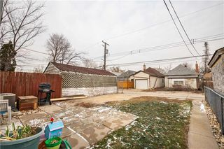 Photo 35: 359 Union Avenue in Winnipeg: Elmwood Residential for sale (3A)  : MLS®# 202028125