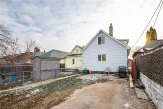 Photo 34: 359 Union Avenue in Winnipeg: Elmwood Residential for sale (3A)  : MLS®# 202028125