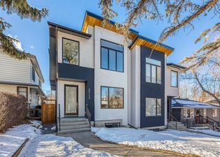 Main Photo: 3213 28 Street SW in Calgary: Richmond Semi Detached for sale : MLS®# A1061245