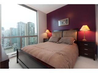 "Photo 6: # 2001 928 RICHARDS ST in Vancouver: Downtown VW Condo for sale in ""THE SAVOY"" (Vancouver West)  : MLS®# V860098"