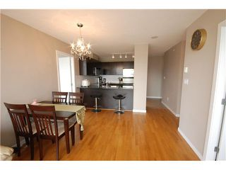 Photo 3: 1608 4178 Dawson Street in Burnaby: Brentwood Park Condo for sale (Burnaby North)  : MLS®# V823325