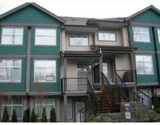 """Photo 1: 216 7333 16TH Avenue in Burnaby: Edmonds BE Townhouse for sale in """"SOUTHGATE"""" (Burnaby East)  : MLS®# V686621"""