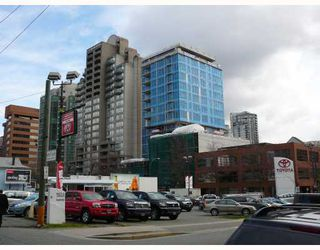 "Photo 1: 1502 1252 HORNBY Street in Vancouver: Downtown VW Condo for sale in ""PURE"" (Vancouver West)  : MLS®# V702170"