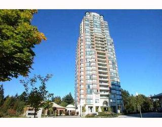 "Photo 2: 1805 6837 STATION HILL Drive in Burnaby: South Slope Condo for sale in ""THE CLARIDGES AT CITY IN THE PARK"" (Burnaby South)  : MLS®# V703914"