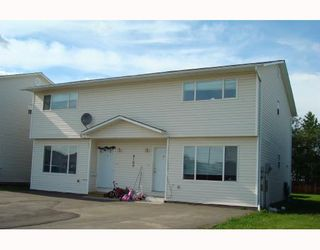 Main Photo: A & B 8108 90TH Avenue in Fort_St._John: Fort St. John - City SE House Duplex for sale (Fort St. John (Zone 60))  : MLS®# N183443