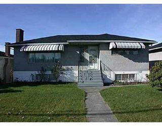 Photo 1: 5139 RUPERT Street in Vancouver: Collingwood VE House for sale (Vancouver East)  : MLS®# V632085