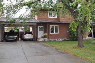 Main Photo: 2212 114 Street in Edmonton: Zone 16 Townhouse for sale : MLS®# E4165374
