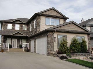 Photo 1: 417 CALDERON Crescent in Edmonton: Zone 27 House for sale : MLS®# E4204802
