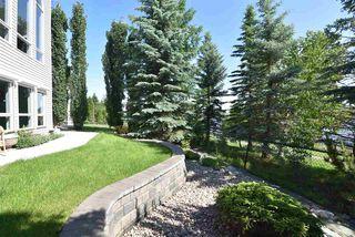 Photo 41: 417 CALDERON Crescent in Edmonton: Zone 27 House for sale : MLS®# E4204802