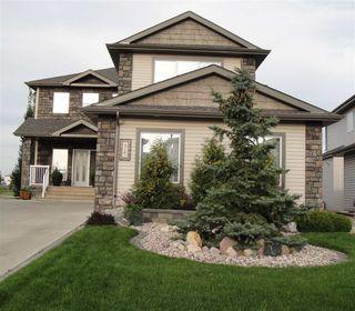 Photo 2: 417 CALDERON Crescent in Edmonton: Zone 27 House for sale : MLS®# E4204802