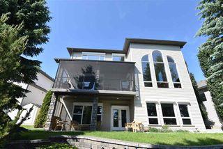 Photo 42: 417 CALDERON Crescent in Edmonton: Zone 27 House for sale : MLS®# E4204802