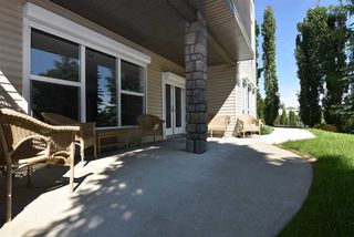 Photo 39: 417 CALDERON Crescent in Edmonton: Zone 27 House for sale : MLS®# E4204802