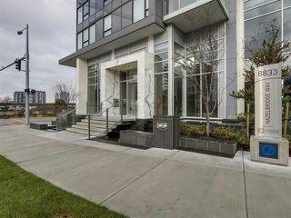 """Photo 1: 1008 8833 HAZELBRIDGE Way in Richmond: West Cambie Condo for sale in """"CONCORD GARDEN"""" : MLS®# R2473177"""