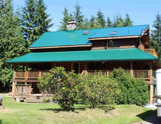 "Photo 1: 6040 DUNKERLEY Road in Abbotsford: Sumas Mountain House for sale in ""Sumas Mountain"" : MLS®# R2474437"