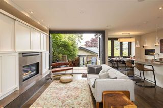 Photo 2: 3233 W 3RD Avenue in Vancouver: Kitsilano Townhouse for sale (Vancouver West)  : MLS®# R2481535