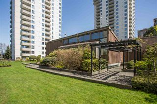 """Photo 17: 1506 5645 BARKER Avenue in Burnaby: Central Park BS Condo for sale in """"Central Park Place"""" (Burnaby South)  : MLS®# R2495598"""