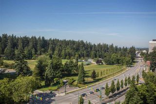 """Main Photo: 1506 5645 BARKER Avenue in Burnaby: Central Park BS Condo for sale in """"Central Park Place"""" (Burnaby South)  : MLS®# R2495598"""