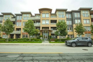 Photo 1: 410 1166 54A Street in Delta: Tsawwassen Central Condo for sale (Tsawwassen)  : MLS®# R2499536