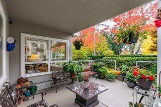 """Photo 32: 105 5500 13A Avenue in Delta: Cliff Drive Condo for sale in """"SHAUGHNESSY"""" (Tsawwassen)  : MLS®# R2509528"""