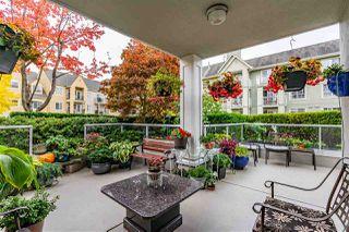 """Photo 33: 105 5500 13A Avenue in Delta: Cliff Drive Condo for sale in """"SHAUGHNESSY"""" (Tsawwassen)  : MLS®# R2509528"""