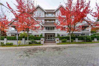 """Photo 1: 105 5500 13A Avenue in Delta: Cliff Drive Condo for sale in """"SHAUGHNESSY"""" (Tsawwassen)  : MLS®# R2509528"""
