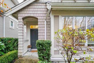 Photo 1: 1407 COLLINS Road in Coquitlam: Burke Mountain Townhouse for sale : MLS®# R2519950