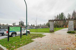 Photo 38: 1407 COLLINS Road in Coquitlam: Burke Mountain Townhouse for sale : MLS®# R2519950