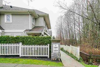 Photo 2: 1407 COLLINS Road in Coquitlam: Burke Mountain Townhouse for sale : MLS®# R2519950