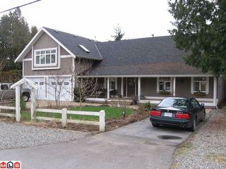 Main Photo: 2530 126 St in South Surrey: Crescent Bch Ocean Pk. House for sale (South Surrey White Rock)  : MLS®# F1104571