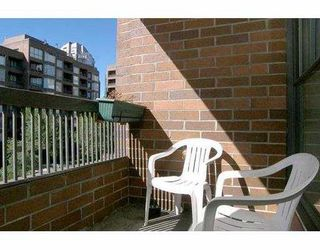 "Photo 8: 415 1333 HORNBY Street in Vancouver: Downtown VW Condo for sale in ""ANCHOR POINTE"" (Vancouver West)  : MLS®# V655618"