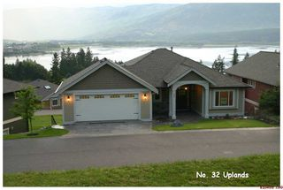 Photo 1: #32; 2990 - 20th Street N.E. in Salmon Arm: Upper Lakeshore Road Residential Detached for sale (Salmon Armq)  : MLS®# 10046022