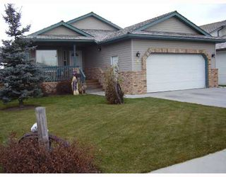 Photo 1: 8 WEST HALL Place: Cochrane Residential Detached Single Family for sale : MLS®# C3295549