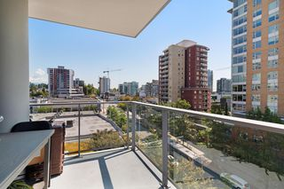 "Photo 15: 603 150 W 15TH Street in North Vancouver: Central Lonsdale Condo for sale in ""15 West"" : MLS®# R2397830"
