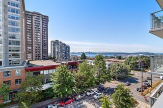 "Photo 18: 603 150 W 15TH Street in North Vancouver: Central Lonsdale Condo for sale in ""15 West"" : MLS®# R2397830"