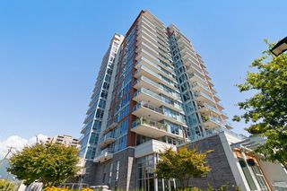 "Photo 1: 603 150 W 15TH Street in North Vancouver: Central Lonsdale Condo for sale in ""15 West"" : MLS®# R2397830"