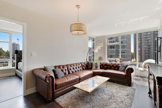 "Photo 2: 603 150 W 15TH Street in North Vancouver: Central Lonsdale Condo for sale in ""15 West"" : MLS®# R2397830"