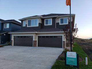 Photo 1: 5 CALEDON Crescent: Spruce Grove House Half Duplex for sale : MLS®# E4174117