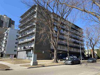 Photo 1: 306 8306 JASPER Avenue in Edmonton: Zone 09 Condo for sale : MLS®# E4188079