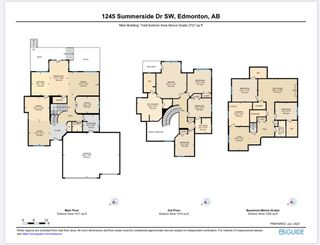 Photo 49: 1245 SUMMERSIDE Drive in Edmonton: Zone 53 House for sale : MLS®# E4201700