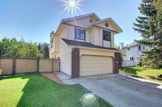 Main Photo: 271 BURTON Road in Edmonton: Zone 14 House for sale : MLS®# E4214050