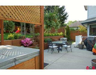 "Photo 10: 6828 181ST Street in Surrey: Cloverdale BC House for sale in ""Cloverwoods"" (Cloverdale)  : MLS®# F2711956"
