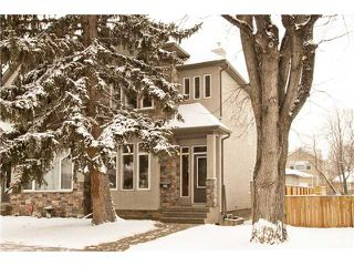 Photo 1:  in CALGARY: Mount Pleasant House for sale (Calgary)  : MLS®# C3505360