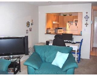 """Photo 3: 206 6676 NELSON Avenue in Burnaby: Metrotown Condo for sale in """"NELSON ON THE PARK"""" (Burnaby South)  : MLS®# V672969"""