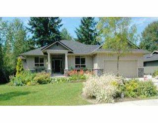 "Main Photo: 11875 250TH Street in Maple_Ridge: Websters Corners House for sale in ""LEE BRIDGE PARK"" (Maple Ridge)  : MLS®# V689180"