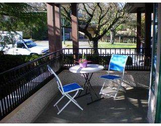 "Photo 3: 209 3788 W 8TH Avenue in Vancouver: Point Grey Condo for sale in ""LA MIRADA"" (Vancouver West)  : MLS®# V689957"