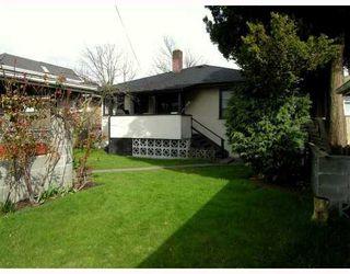 Photo 21: 5767 SOPHIA Street in Vancouver: Main House for sale (Vancouver East)  : MLS®# V697885