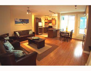 Photo 6: 212 328 21 Avenue SW in CALGARY: Mission Condo for sale (Calgary)  : MLS®# C3330290